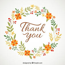 thank you card vectors photos and psd files free