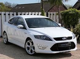 used frozen white ford mondeo for sale dorset
