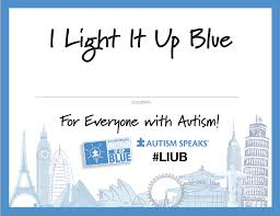 autism speaks light it up blue light it up blue isn t autism awareness it s advertising for