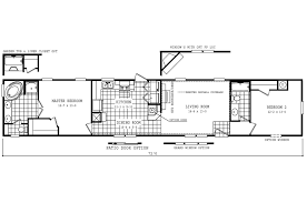 Oakwood Mobile Home Floor Plans Manufacturedhomefloorplans