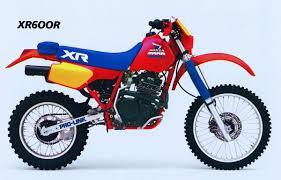 honda cr 600 motorcycle honda xr600r