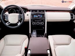white land rover interior land rover discovery