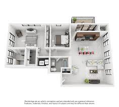 Art Deco Floor Plans Art Deco U2013 City View Apartment Homes Nashville Tennessee