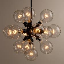 Light Bulb Chandelier Diy Chandelier Inspiring Chandelier With Edison Bulbs Outstanding