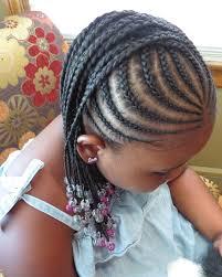 cute kid braiding hairstyles williams