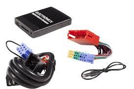 adaptador de radio para coche usb sd aux mp3 cd para vw audi