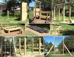 Building A Backyard Playground by Best 25 Backyard Obstacle Course Ideas On Pinterest Kids
