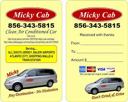 micky cab taxis 1007 lincoln dr voorhees nj phone number