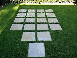 Patio Artificial Grass Installing Artificial Grass Mount Hebron California Paver Patio
