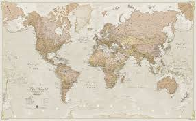 map paper antique 1 20 paper wall map products