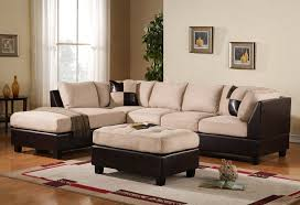 leather and microfiber sectional sofa amazon com case andrea milano 3 piece microfiber faux leather