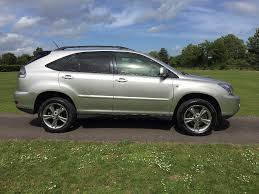 lexus rx 400h technical specifications used lexus rx 400h suv 3 3 se cvt 5dr in berkeley gloucestershire