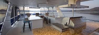 Houseboat Floor Plans by Custom Sumerset Houseboat House Boat For Sale