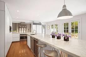 Modern Kitchen With White Cabinets 30 Beautiful White Kitchens Design Ideas Designing Idea