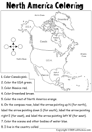 climate map coloring page north america coloring map of countries discover the world