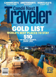 traveler magazine images Buy jan 13 conde nast traveler jpg&a