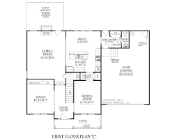 2500 Sq Ft House by Houseplans Biz House Plan 2304 C The Carver C