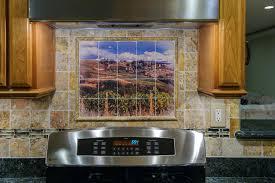tuscan tile backsplash ideas kitchen stunning old world style