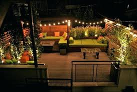 deck string lighting ideas outstanding backyard string lights globe string lights outdoor for