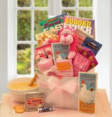 feel better care package feel better gift basket gift ideas gift and craft