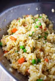 Hibachi Hibachi Style Fried Rice Recipe Kitchen Swagger