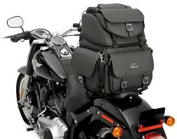 Most Comfortable Motorcycles October 2012 Swing Arm Bags