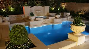 contemporary pools staggering backyard with everything dansupport