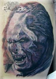 uruk hai by state of art tattoo on deviantart