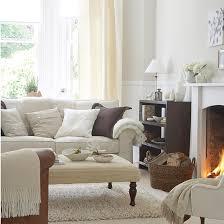Living Room Interior Design Ideas Using Grey And Stone Ideal Home - Living room interior design ideas uk