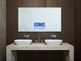 techvision waterproof televisions for kitchens u0026 bathrooms