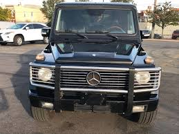 mercedes safari suv 2003 mercedes g class awd g 500 4matic 4dr suv in staten