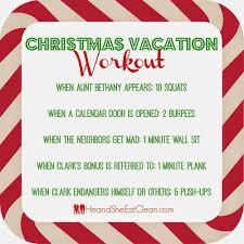 christmas vacation workout u2014 he u0026 she eat clean healthy recipes