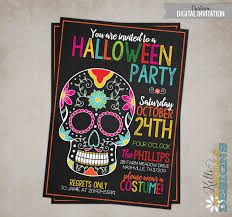 scary halloween party invitations how to make halloween party invitations all invitations ideas