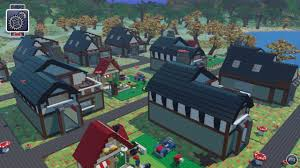 minecraft halloween city warner bros announces minecraft competitor lego worlds ign
