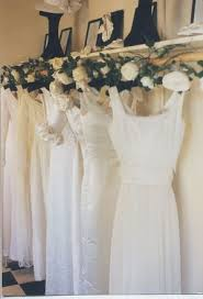 Wedding Shops Wedding Dress Shop Window Display Stock Photo Royalty Free Image