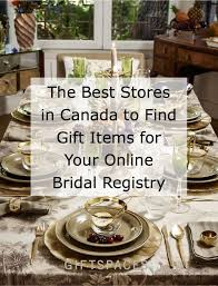 find bridal registry we ve compiled a list of some great stores that ship across