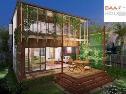 2 bedroom granny flat mezzanine level baahouse designs