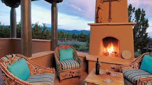 santa fe style homes seeking santa fe u2013 cowboys and indians magazine
