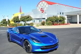 where is the national corvette museum located national corvette museum in bowling green