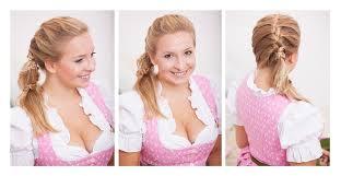 Frisuren Lange Haare Dirndl by Oktoberfest Frisuren 3 Fesche Styles Zum Nachmachen Alpenwelt