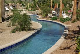 Backyard Pool With Lazy River Swim Current Swim Spa Riverflow By Current Systems