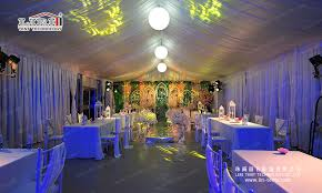 Wedding Tent Decorations Wedding Tent With All Decorations Liri Tent