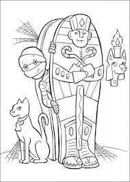 349 halloween coloring pages images coloring