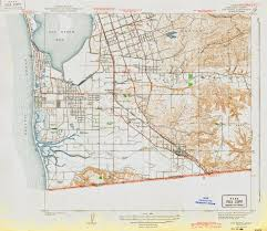 Map Of San Diego County by Freeways Of The South Bay South Bay Historical Society