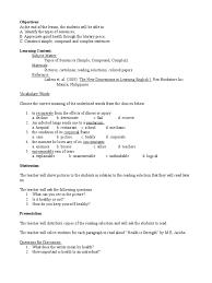 Declarative And Interrogative Sentences Worksheets Types Of Sentences Lesson Plan Sentence Linguistics Lesson Plan