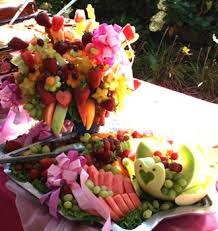 fruit displays suffolk county island caterer fruit