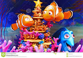 disney finding nemo characters editorial photo image 35453126