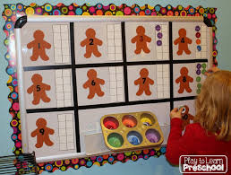 subitizing with preschoolers play to learn