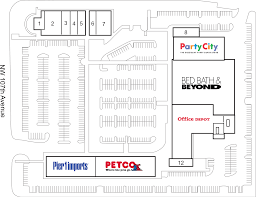 Miami International Mall Map by Miami Fl Bed Bath U0026 Beyond Plaza Retail Space For Lease
