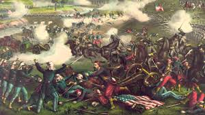 did you one s home saw the civil war begin and end